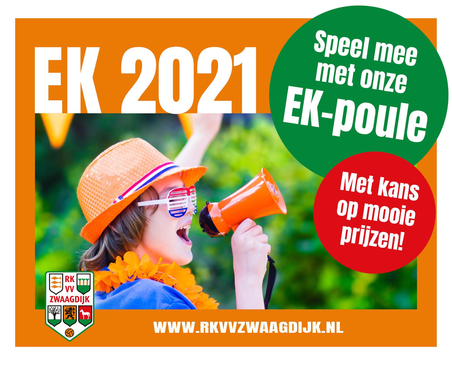 EK-poule RKVV Zwaagdijk