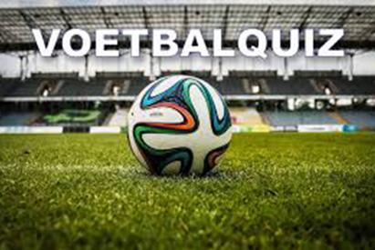 Online voetbalquiz